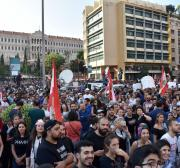 Lebanon banks to shut as anti-government protests continue