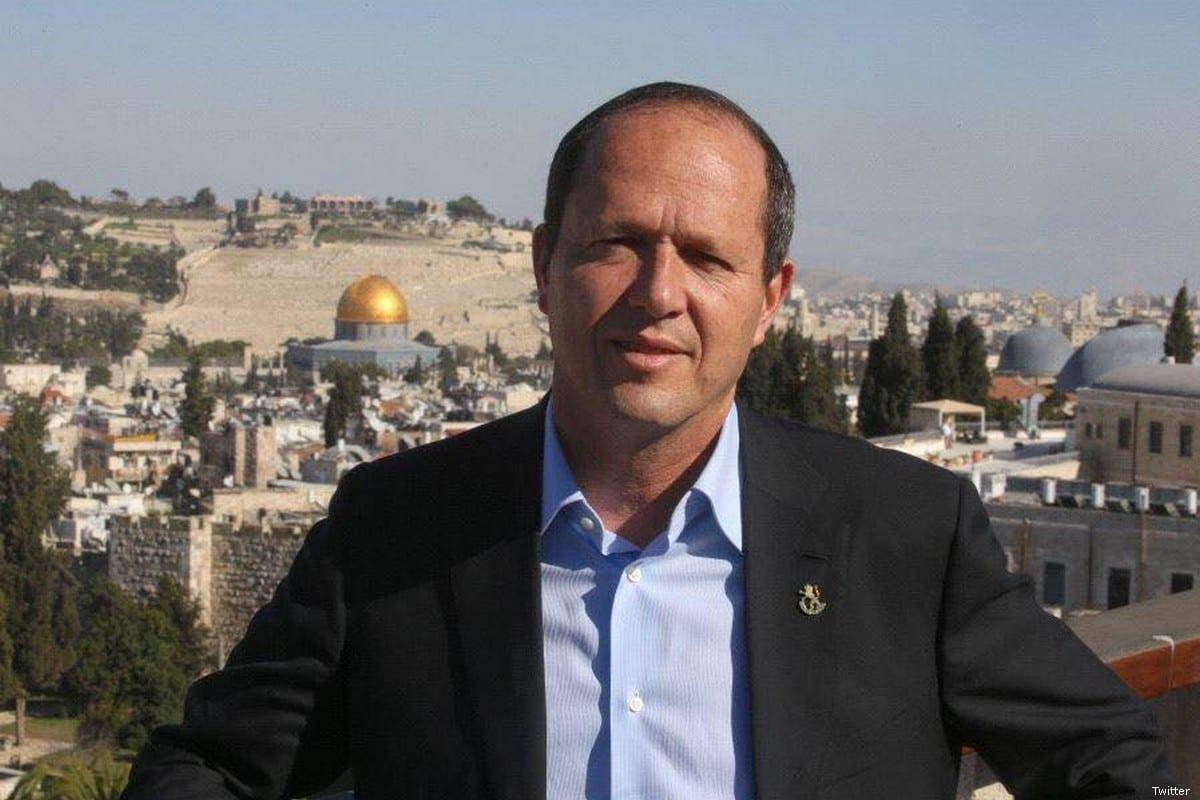Former Jerusalem Mayor Nir Barkat