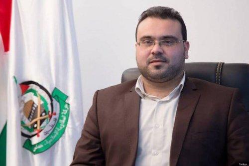 Hamas Spokesman Hazim Qasim