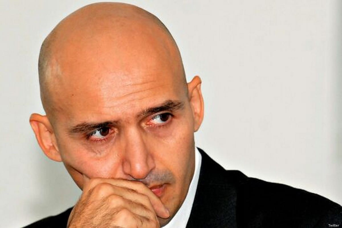 US-Lebanese artist Walid Raad
