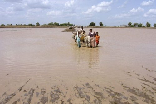 Floods in South Sudan [FlickR]