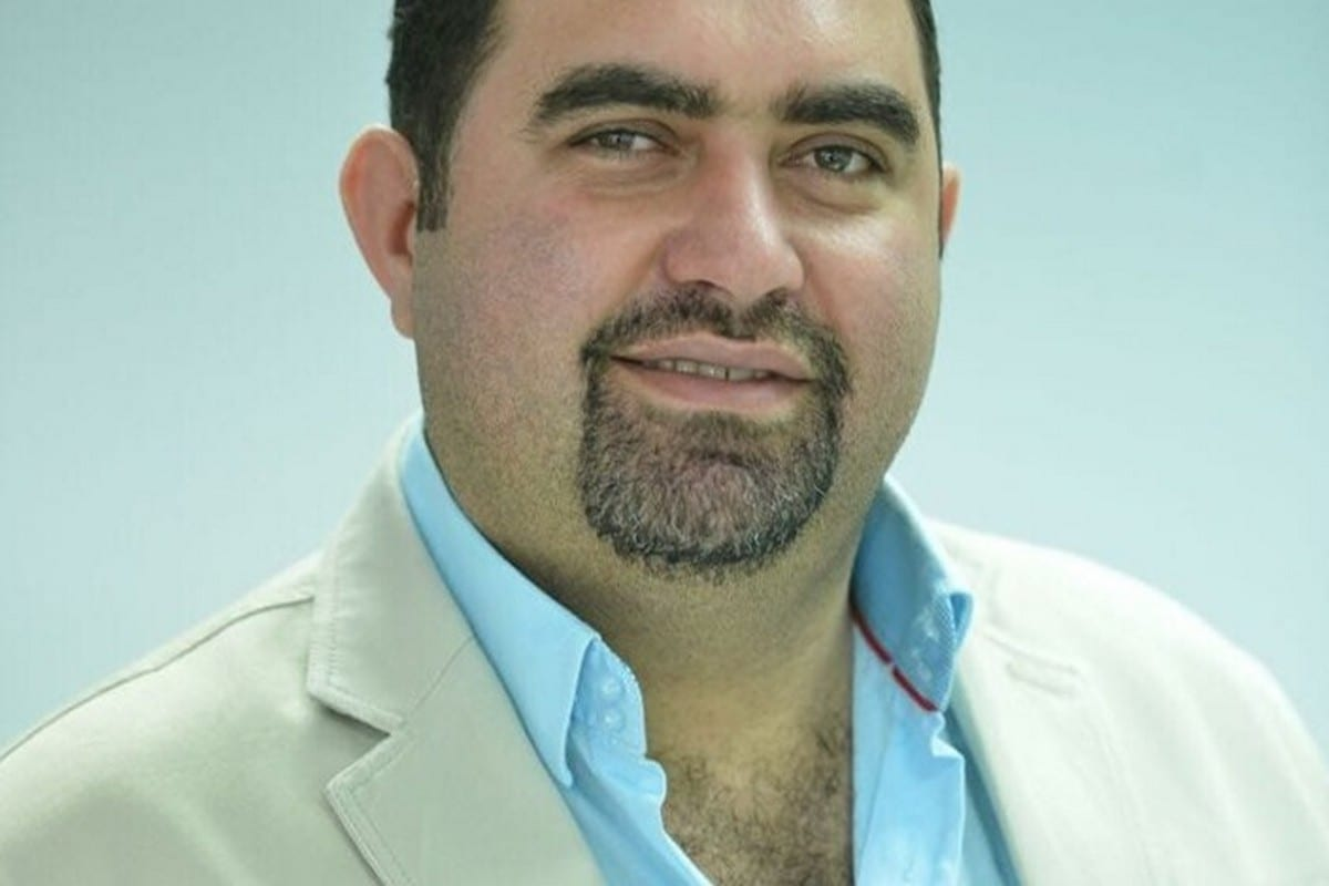 Egyptian businessman and former intelligence officer Yasser Selim