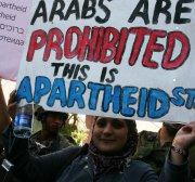 B'Tselem didn't go far enough; Israel has always been an apartheid state