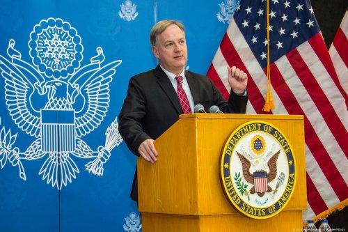 US Ambassador to Yemen Christopher Henzel