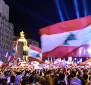 Lebanon: Man killed during protests after Aoun's speech