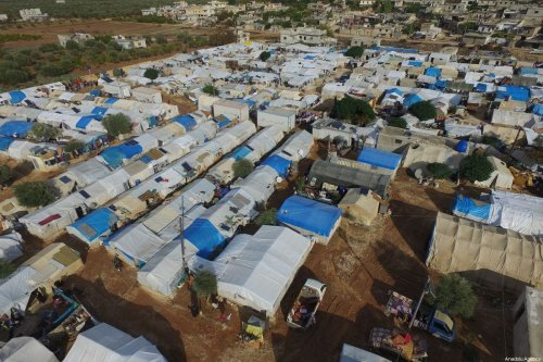 UN official: Attack on Syria refugee camp 'sickening'
