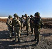 Russia stops joint patrols with Turkey in Syria