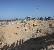 Israel says it is investigating 'harm to civilians' in attack that killed 8 members of one family