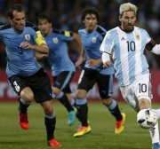 Argentina, Uruguayslammed for playing football match in Israel