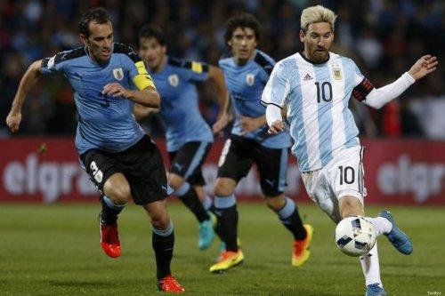 Uruguay VS Argentina in Tel Aviv on 19 November 2019 [Twitter]