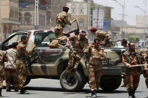 UAE backed forces in Yemen, 16 June 2016 [Facebook]