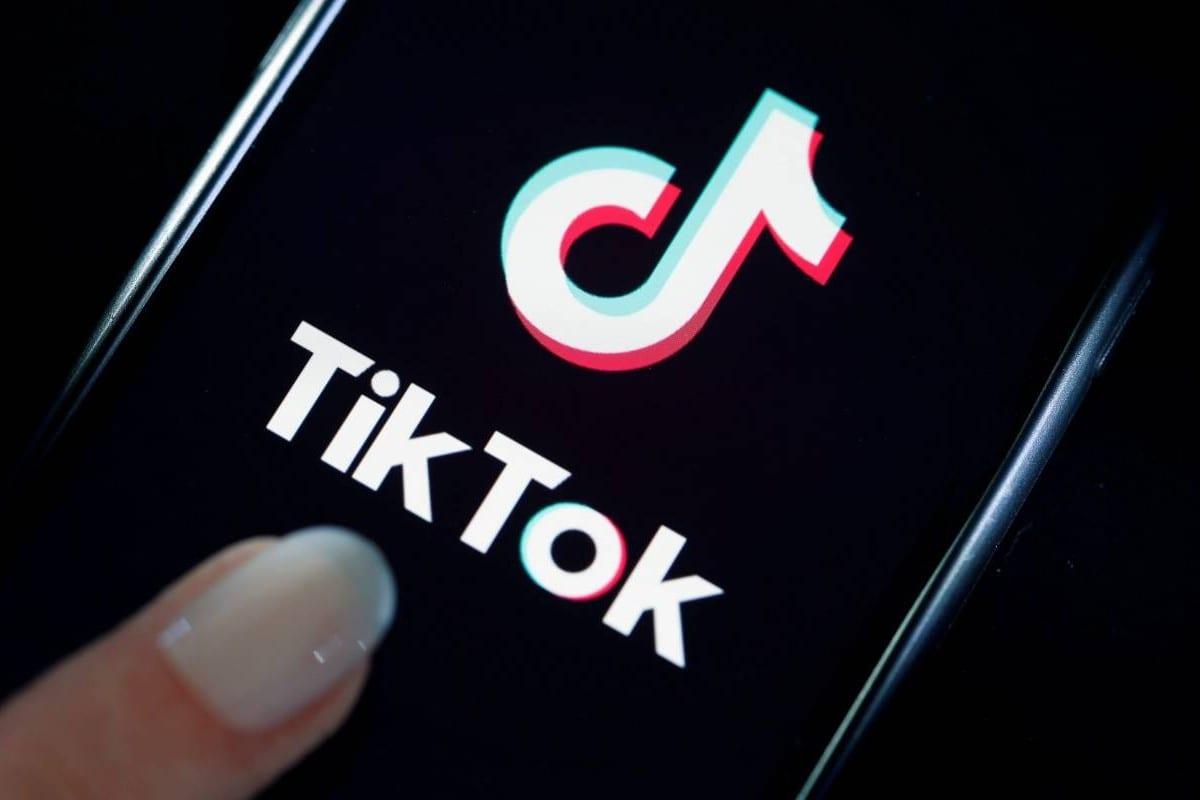 TikTok - a social media video app