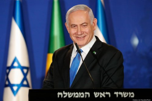 Israeli Prime Minister Benjamin Netanyahu in Jerusalem, 31 March 2019 [Palácio do Planalto/Flickr]