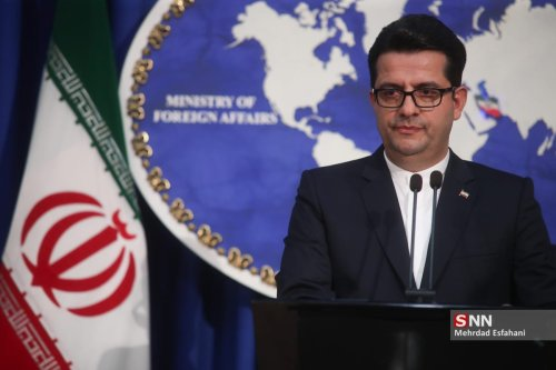 Seyyed Abbas Mousavi - Iranian Diplomat and Spokesman of Ministry of Foreign Affairs [Wikipedia]