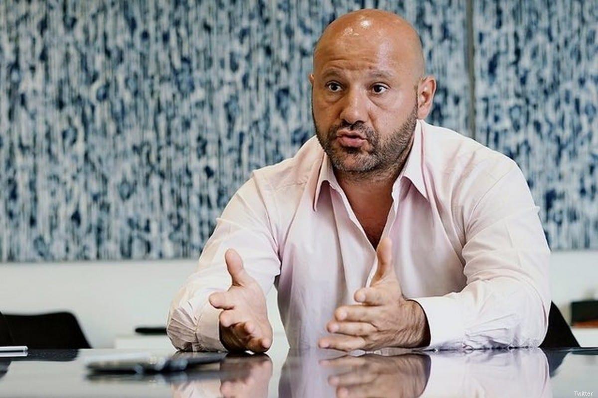 Christian Lebanese businessman, Abdallah Chatila