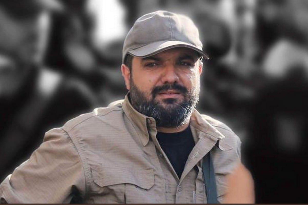 Senior Islamic Jihad figure Bahaa Abu Al-Ata