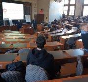 Harvard students walkout of Israel envoy talk