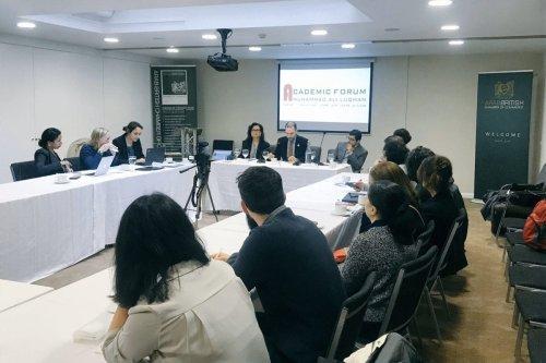 South Yemen civil society event in London, on 26 November 2019 [Twitter]