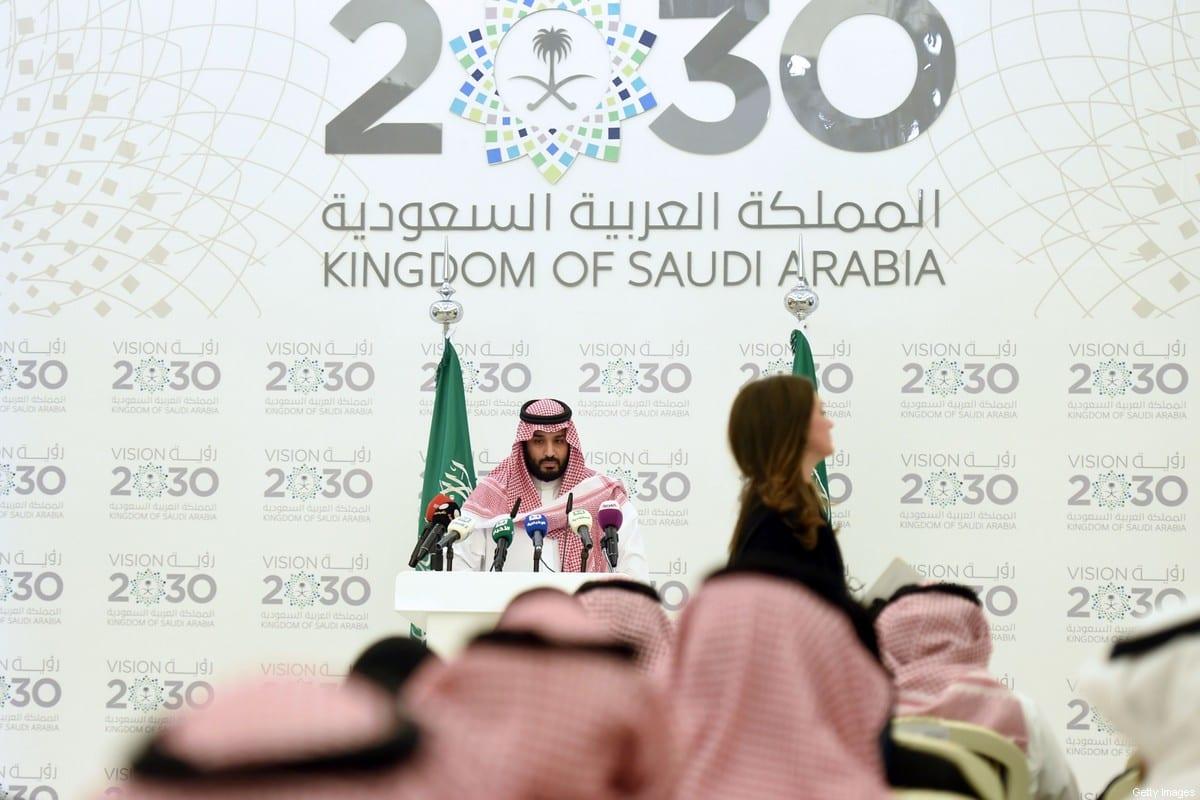 Crown Prince of Saudi Arabia Mohammad bin Salman