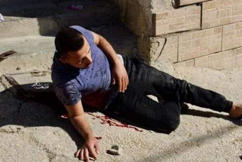 Omar Albadawi, 22, was shot dead in front of his house by Israeli forces [Twitter]