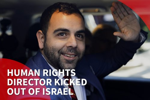 Thumbnail - Israel deports HRW director
