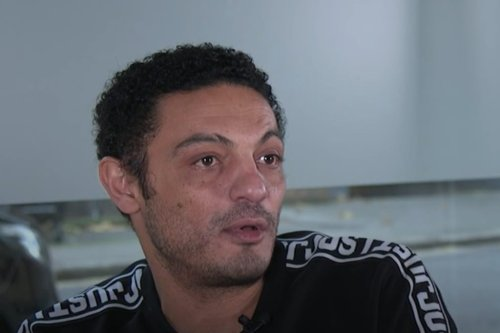 Film producer and real-estate investor Mohamed Ali Abdel Khaleq at during an interview with MEMO in London, UK [Middle East Monitor]