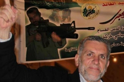 Hamas leader Jamal al-Tawil [Palestine Information Center}