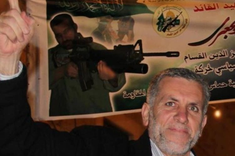 Hamas leader Jamal al-Tawil [Palestine Information Center}