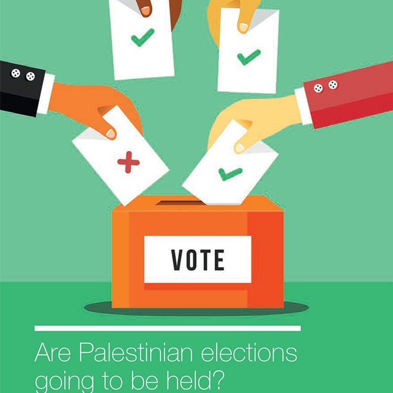 Are Palestinian elections going to be held?
