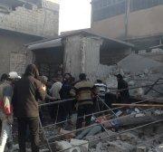 Russia, Syria regime deliberately attack civilians, UN says