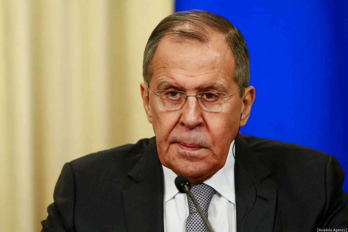 Russia supports ceasefire in Libya
