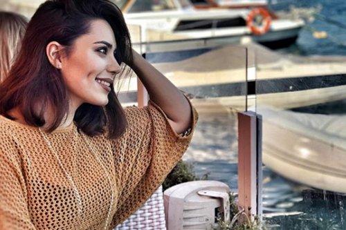 Turkish singer Gizem Coskun, in Turkey on 28 September 2019
