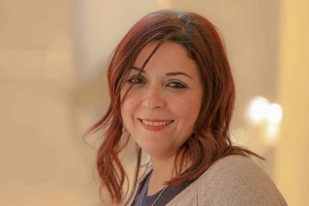 Egyptian activist Israa Abdelfattah