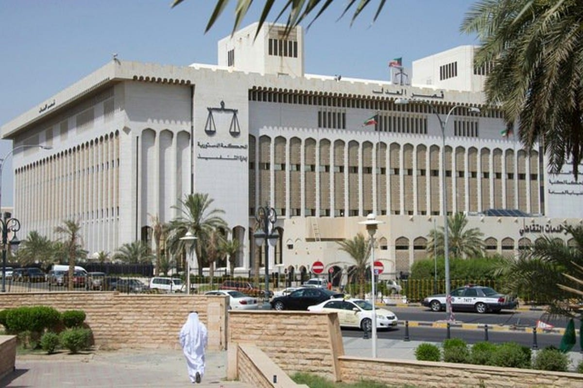 A general view of the Kuwait Palace of Justice in Kuwait on 16 June 2013 [Reuters]