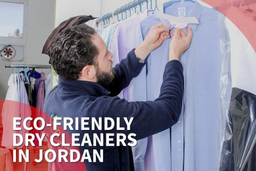 Thumbnail - Jordan startup purifies the dry cleaning industry