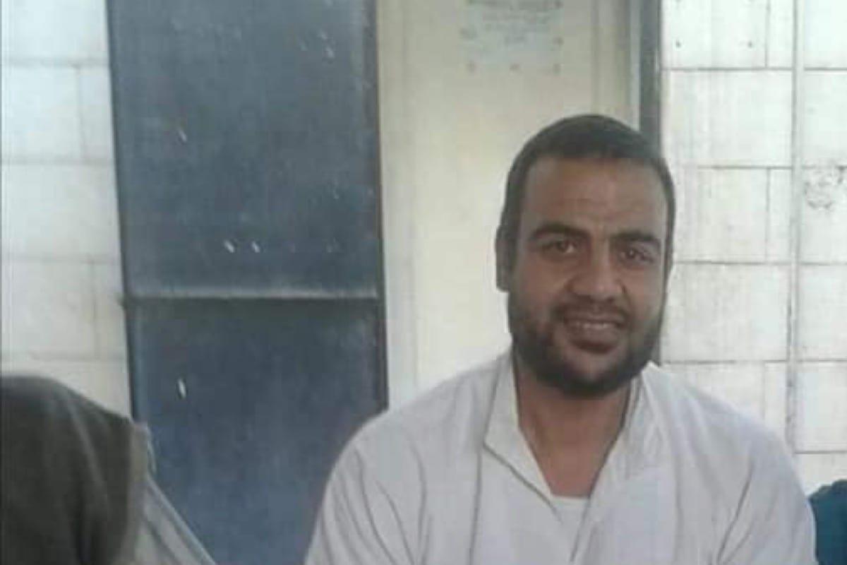 Egyptian activist Mahmoud Abdel-Majeed Mahmoud Saleh [Facebook]