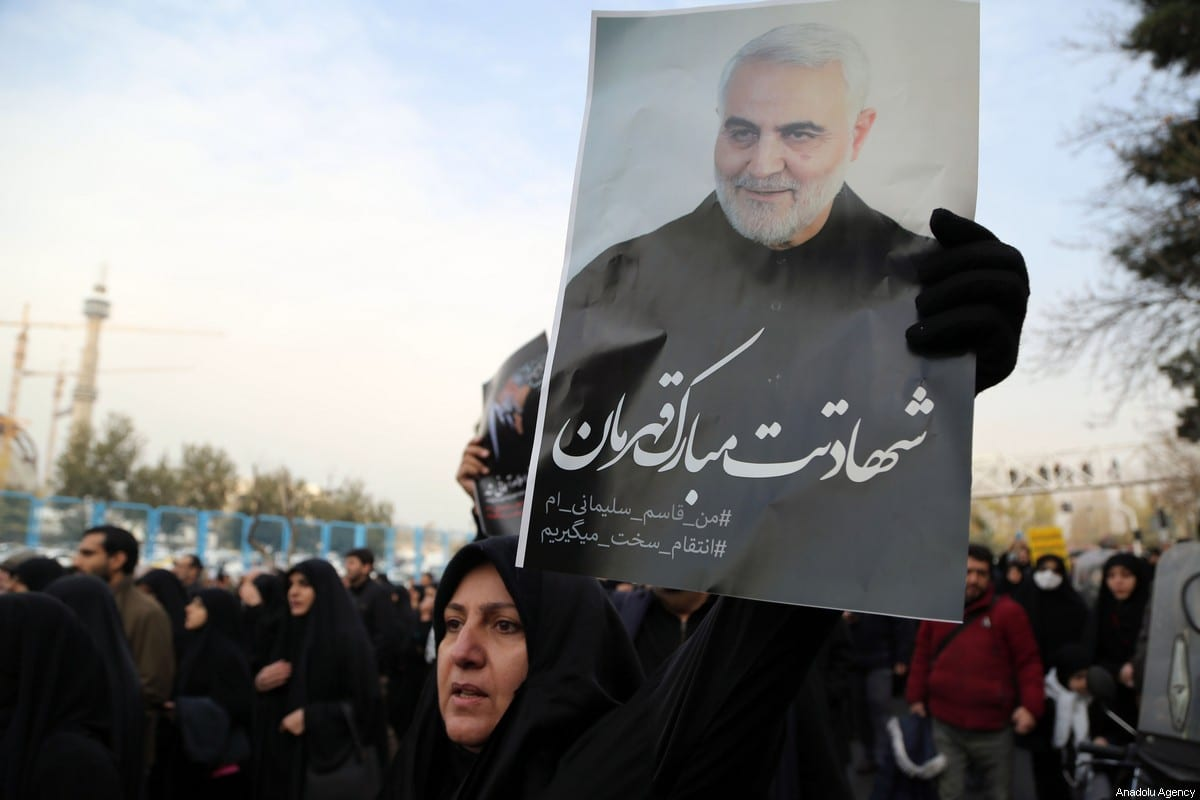 USA rejects United Nations expert report calling Qasem Soleimani killing 'unlawful'
