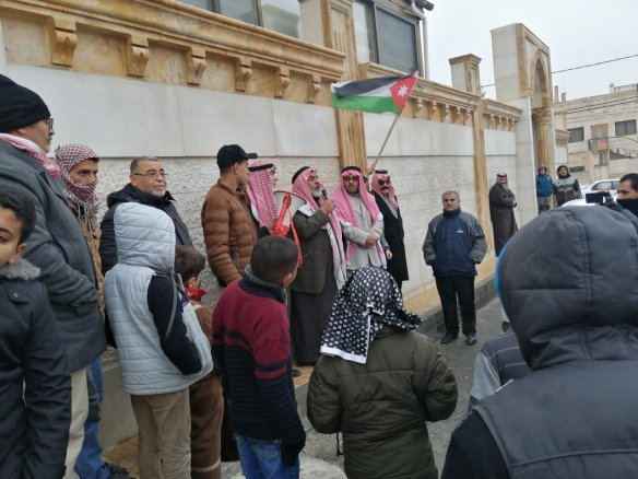 Protests in Jordan against Israel gas deal [Palestine Information Centre]