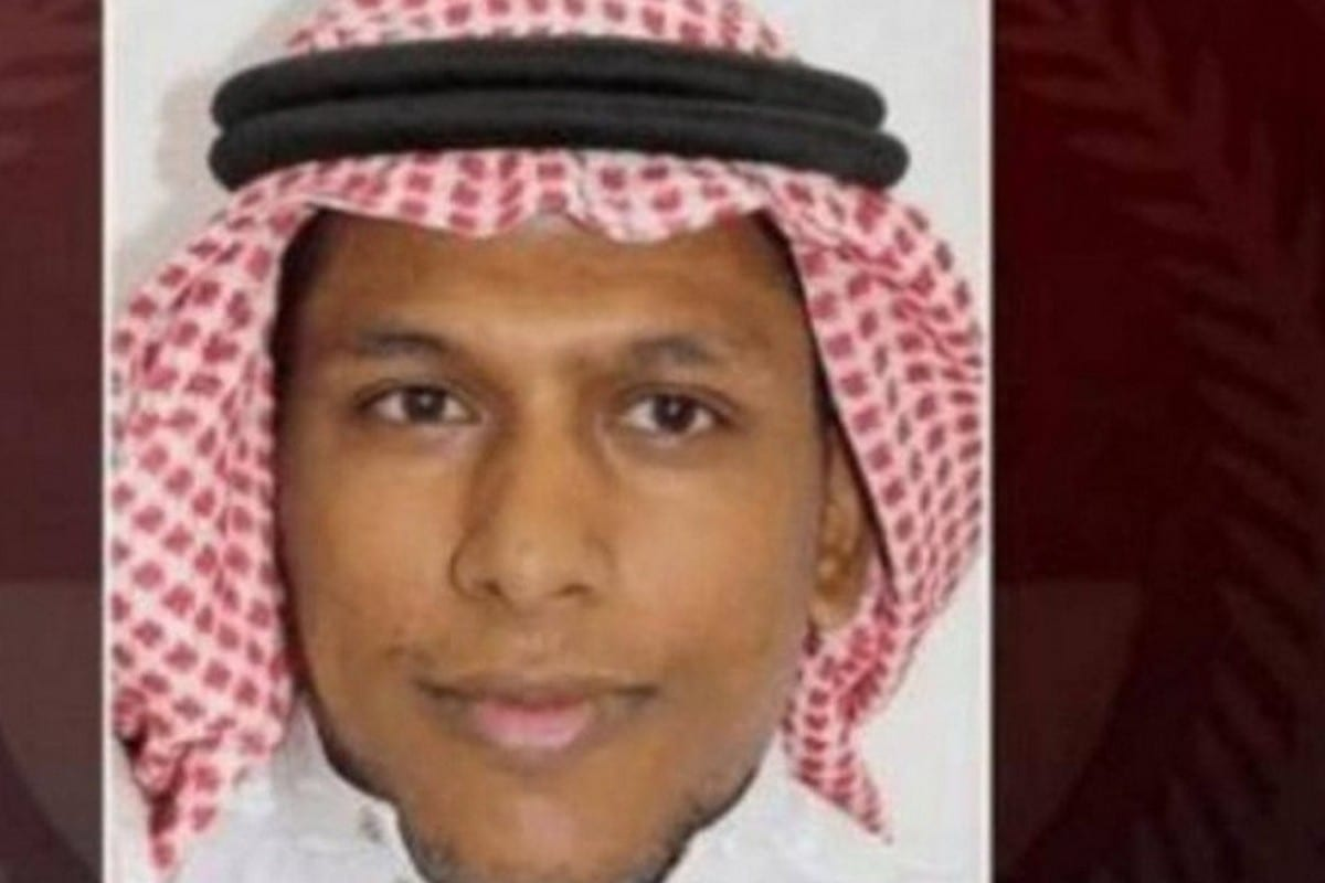 Muhammad Bin Hussein Ali Aal Ammar has been arrested by Saudi forces on 8 January 2020