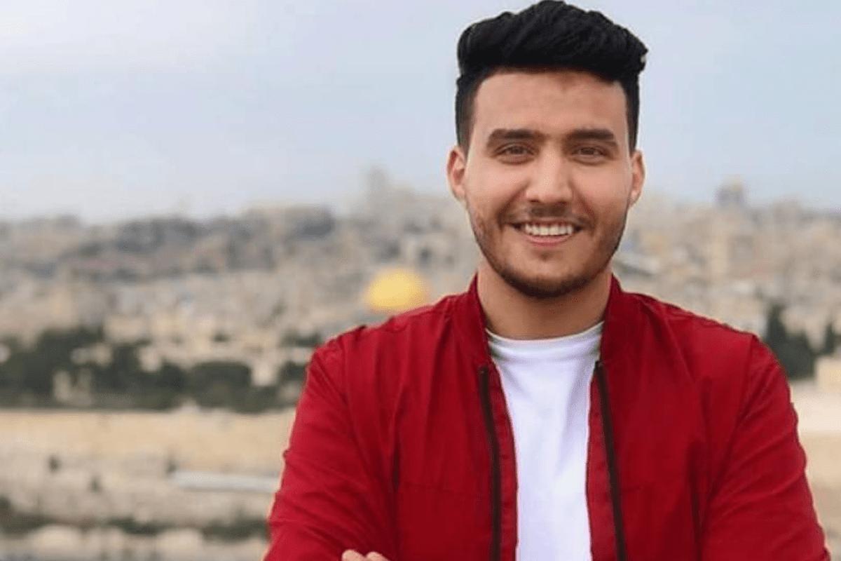 Jerusalemite Anass Muhammad Abu Homos [safa]