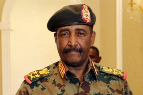 Sudanese leader General Abdel Fattah Al-Burhan, 3 February 2020 [Twitter]