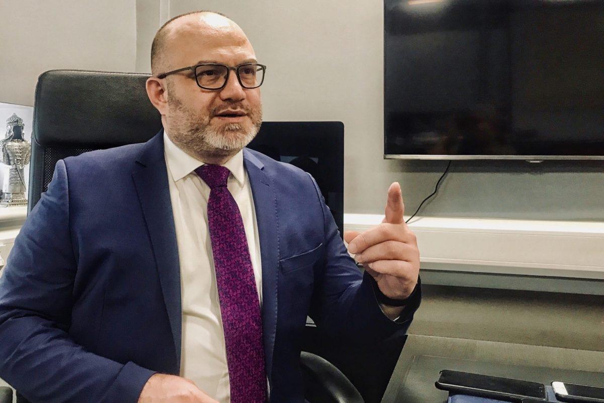 Hakan Camuz, Head of International Law at Stoke White