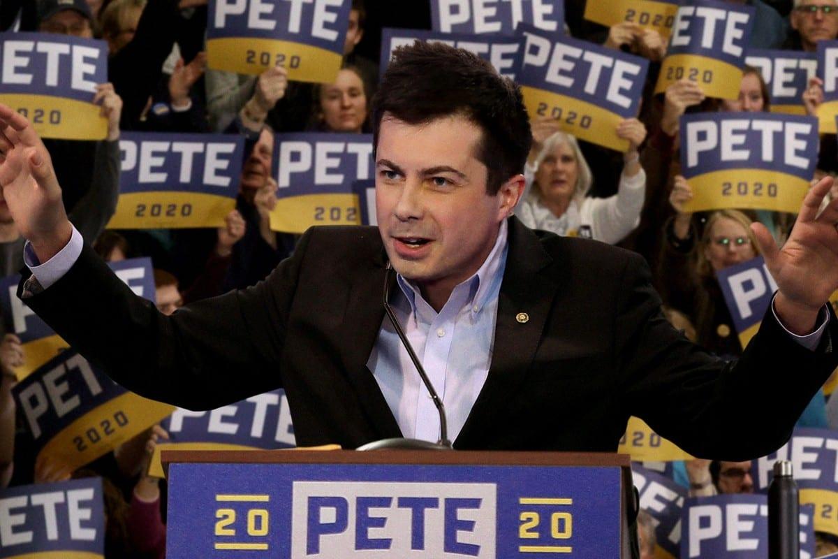 Indiana Mayor Pete Buttigieg
