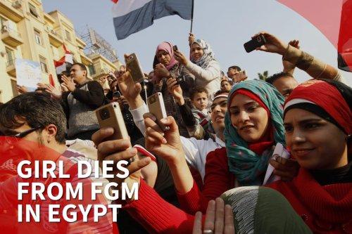 Thumbnail - Girl, 12, dies from FGM in Egypt