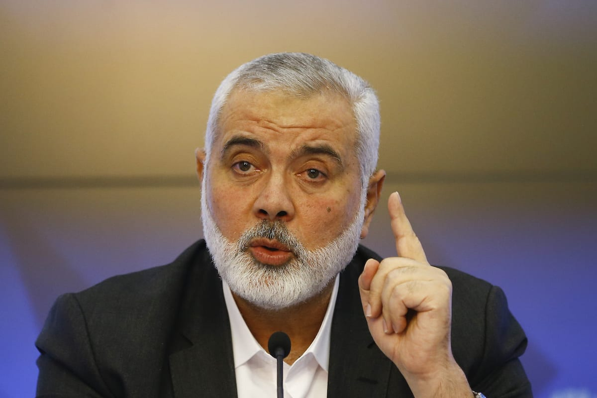 Hamas: Palestinian resistance is not subject to extortion