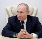 Putin and Lebanon PM discuss Syria refugees