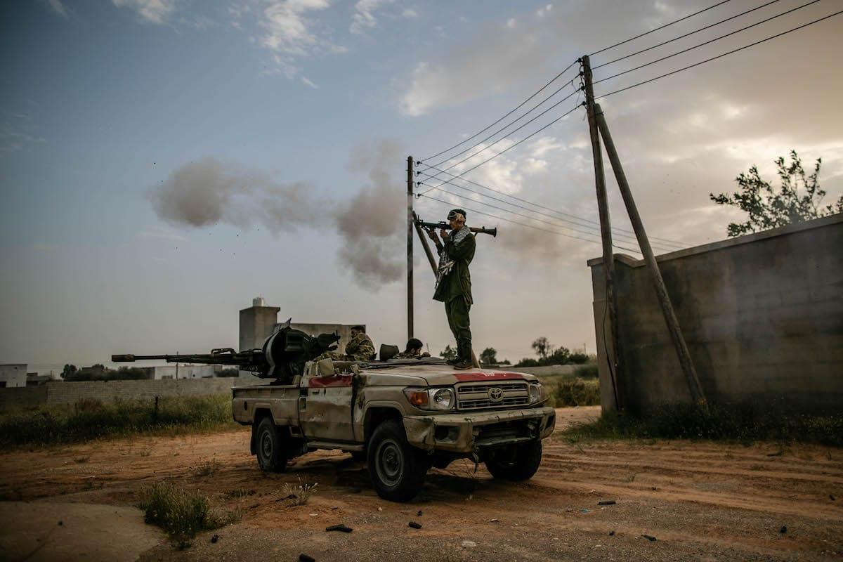 Libya: GNA shoots down 3 Sukhoi fighters belonging to Haftar