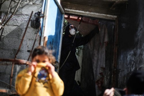 UNRWA: 'The worst scenario is the spread of coronavirus in besieged Gaza'