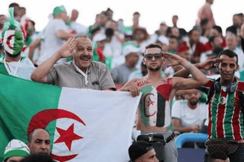 League 1 Algeria fans [Twitter]