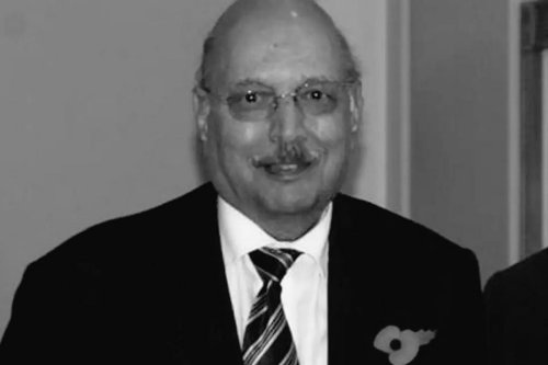 Dr Habib Zaidi a family GP who had worked in Leigh-on-Sea for more than 45 years died from the coronavirus